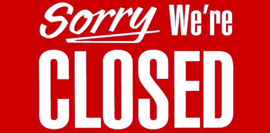 sorry close