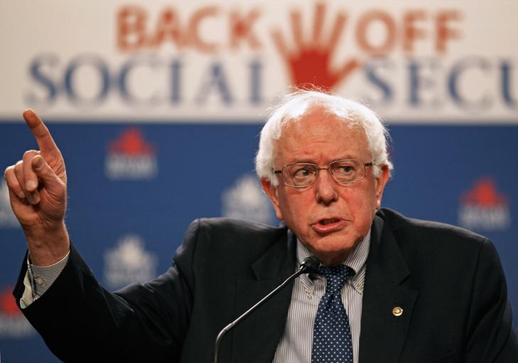Sanders 2015