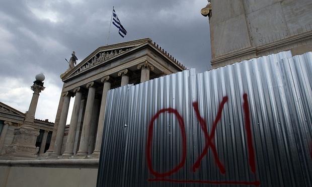 Greece OXI