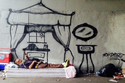 graffiti hajlektalan