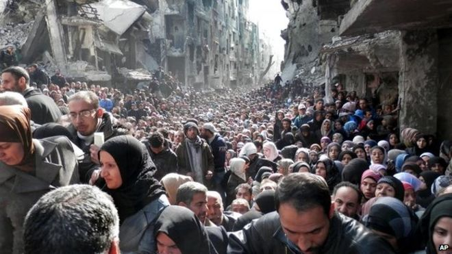 syria bbc
