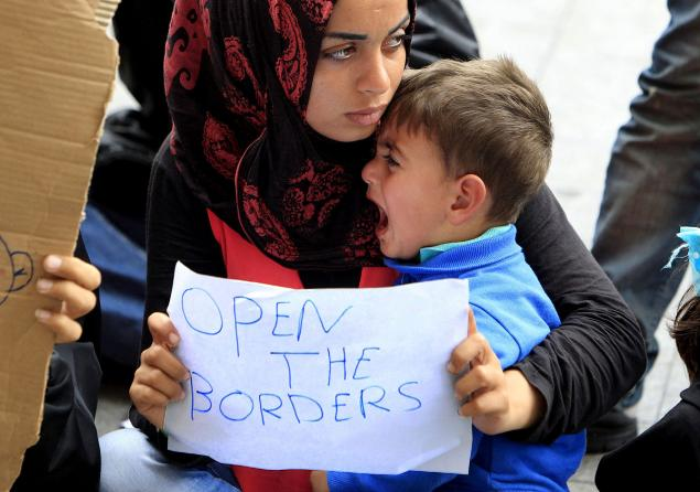 OB europe migrants hungary
