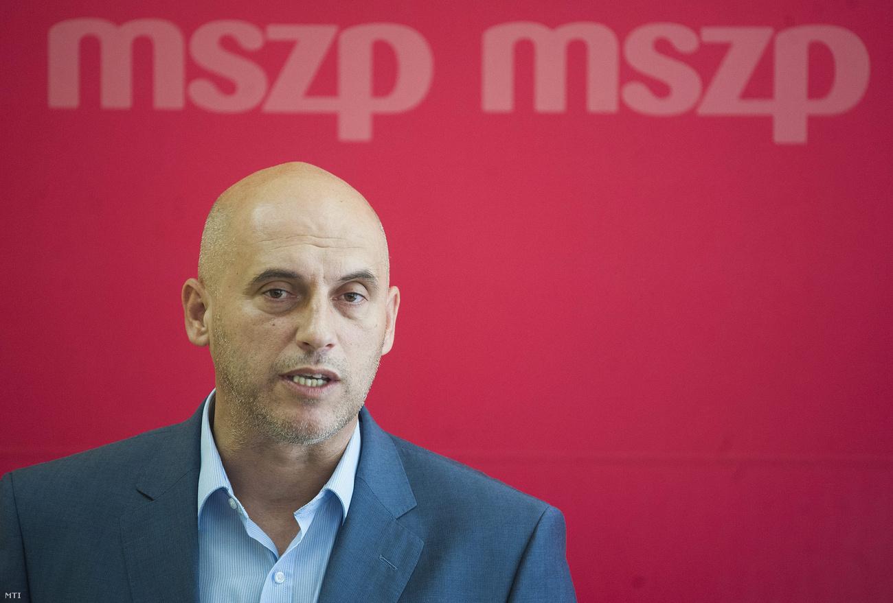 Tobias MSZP