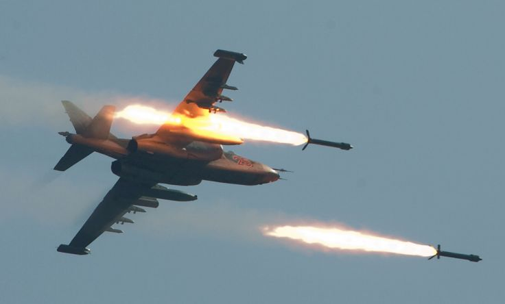 russia bombing syr