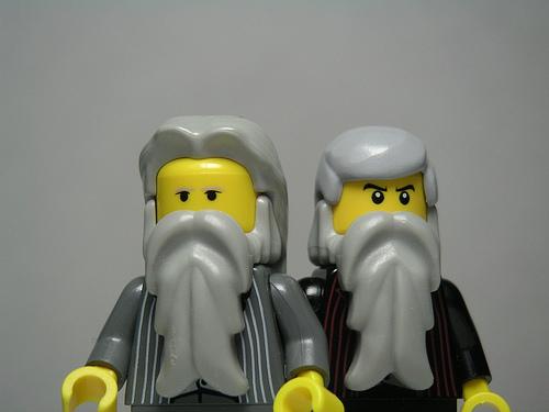 Lego Marx Engels