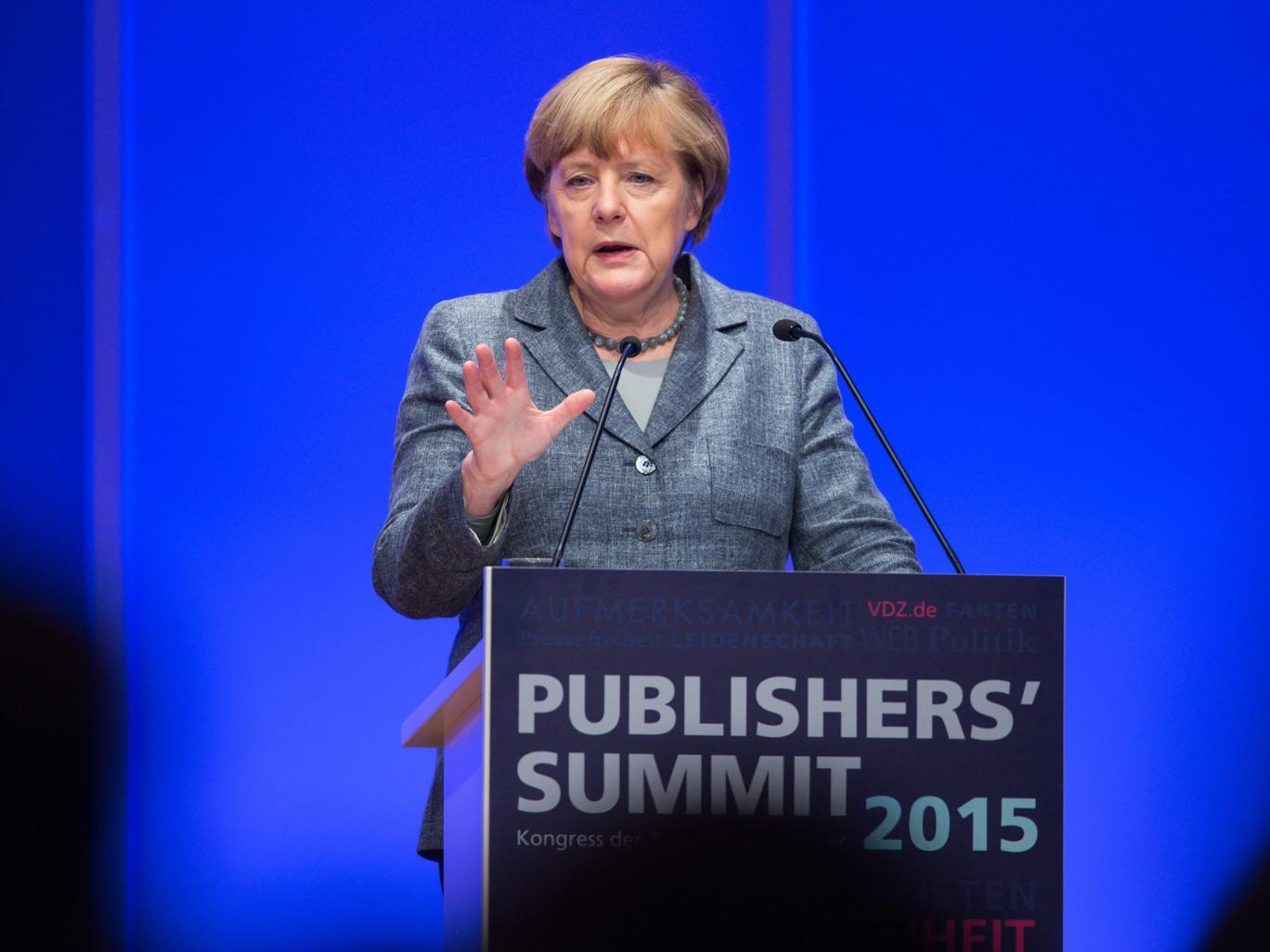 Merkel 2015