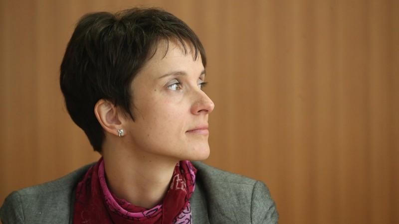 Frauke Petry, az AfD társelnöke