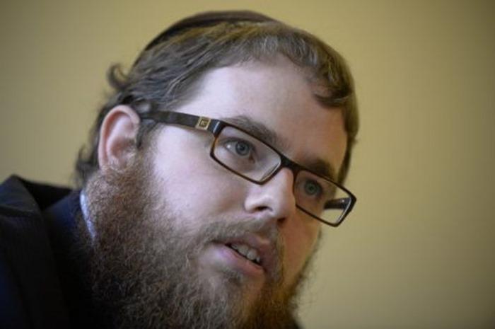 Köves Slomó rabbi