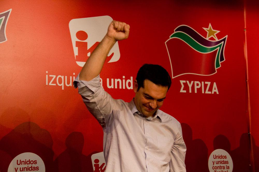 Syriza – Alexis Tsipras