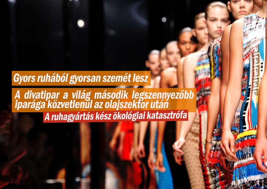 ... göncöt  mióta az olcsó kollekciók évszakonként akár 4-5 alkalommal is  váltják egymást a fast fashion-láncokban c63db6b6fa