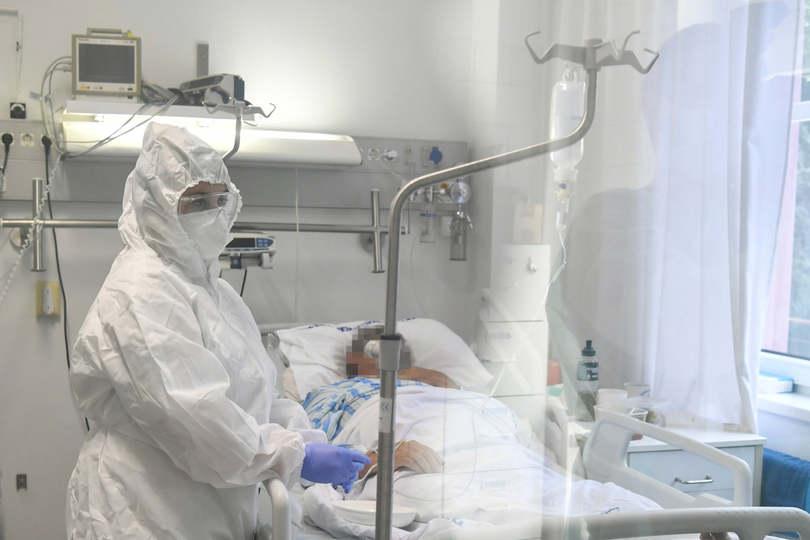 Ötből négy beteg meghal, aki lélegeztetőgépre kerül