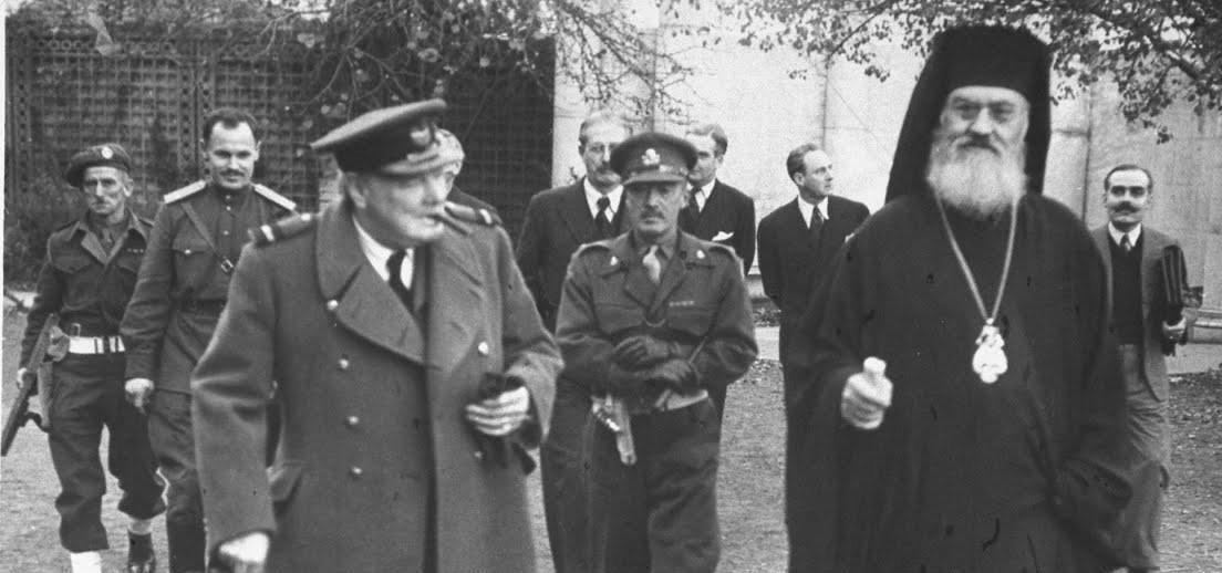 Görögországban Churchill ott folytatta, ahol a nácik abbahagyták!