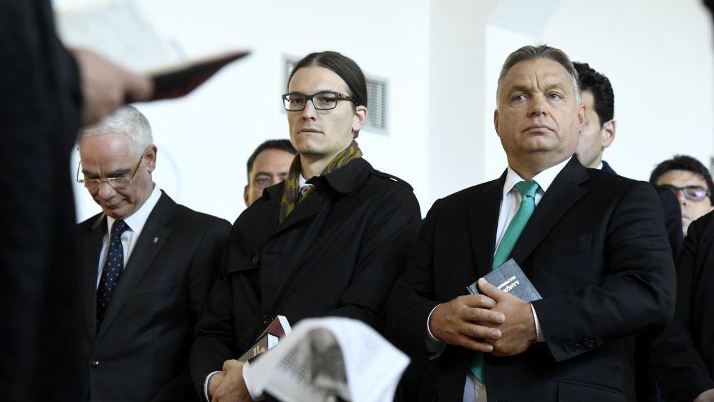 """A """"trónörökös"""" Orbán Gáspár így szervez elitklubot a haverjaival, persze közpénzből"""