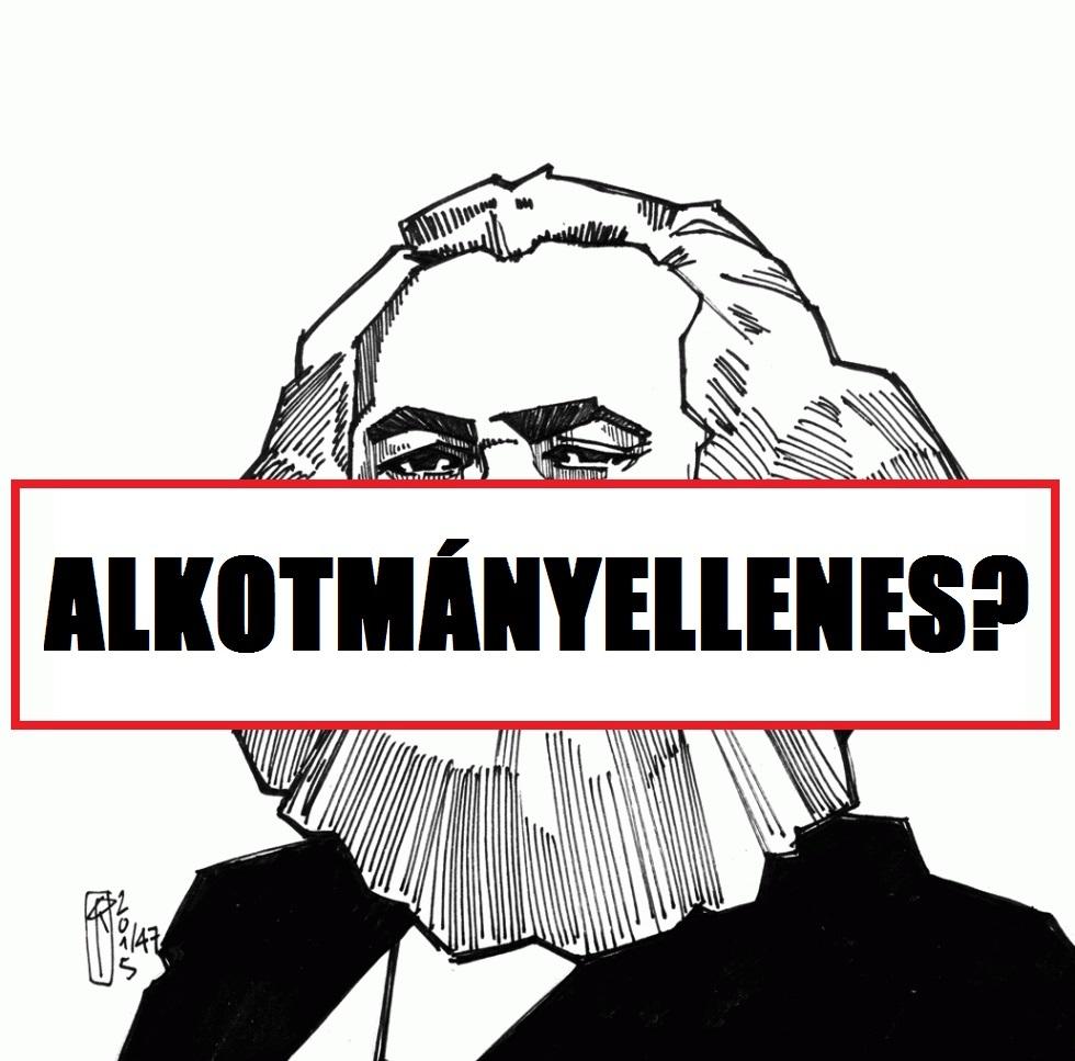 Alkotmányellenes? Német állami támadás a junge Welt marxista napilap ellen!
